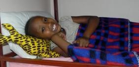 Mery in the older girl's room